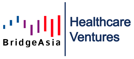 BridgeAsia Healthcare Ventures Logo