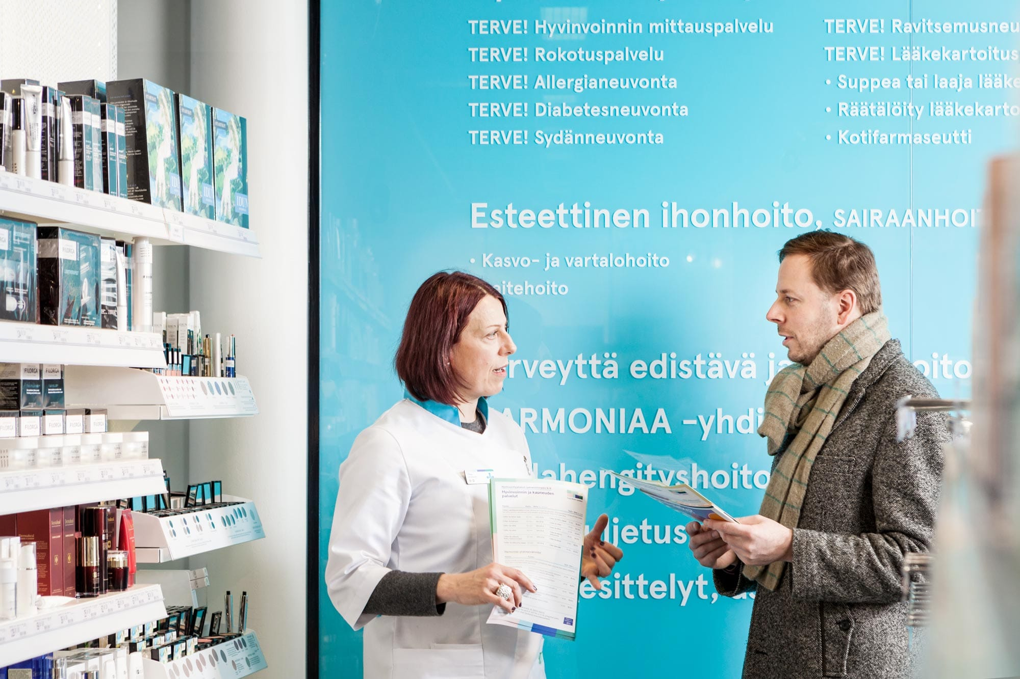 How Finland's largest pharmaceutical chain increased prescription sales by 27%.